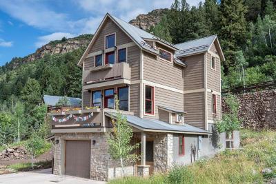 Sunset Ridge At Telluride Single Family Home For Sale: 245 Sunset Ridge