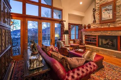 Mountain Village Condo/Townhouse For Sale: 100 Aspen Ridge Drive #16