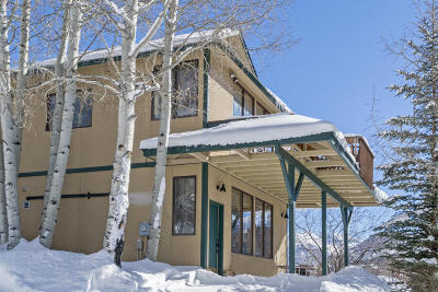 Telluride CO Single Family Home For Sale: $875,000