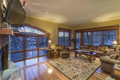 Mountain Village Condo/Townhouse For Sale: 95 Aspen Ridge #2