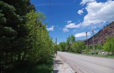 Ouray Residential Lots & Land For Sale: Tbd Oak Street #34