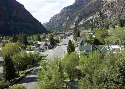 Ouray Residential Lots & Land For Sale: Tbd 2nd Avenue #A