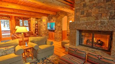 Mountain Village Single Family Home For Sale: 121 High Country