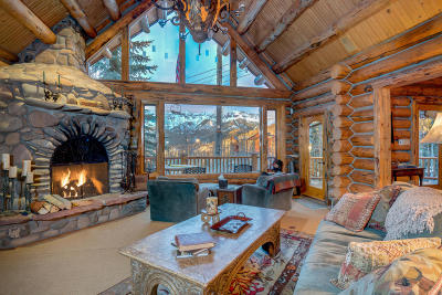 Mountain Village Single Family Home For Sale: 127 Hang Glider