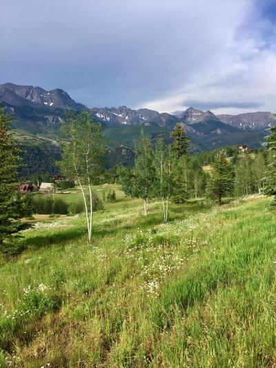 Mountain Village CO Residential Lots & Land For Sale: $595,000