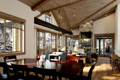 Telluride CO Single Family Home For Sale: $6,995,000