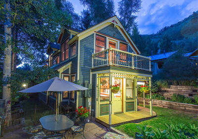 Telluride CO Single Family Home For Sale: $2,950,000