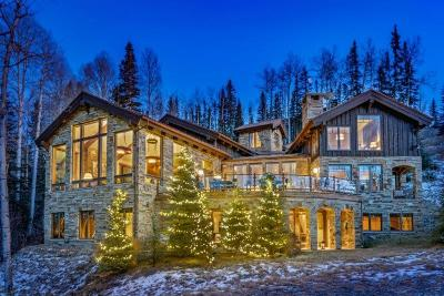 Mountain Village CO Single Family Home For Sale: $14,000,000