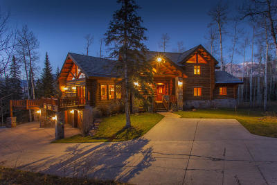Mountain Village CO Single Family Home For Sale: $4,275,000