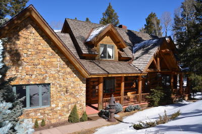 Mountain Village Single Family Home For Sale