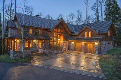 Mountain Village CO Single Family Home For Sale: $4,150,000