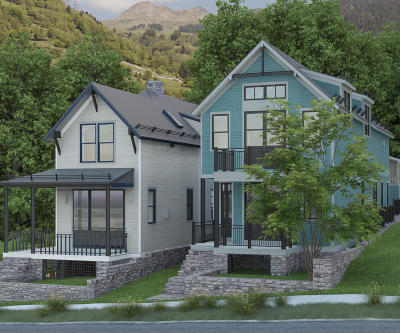 Telluride Single Family Home For Sale: 215 N Fir Street