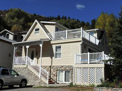 Telluride Single Family Home For Sale: 45 Eider Creek Lane