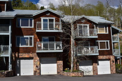 Mountain Village Condo/Townhouse For Sale: 323 Adams Ranch Road #5B