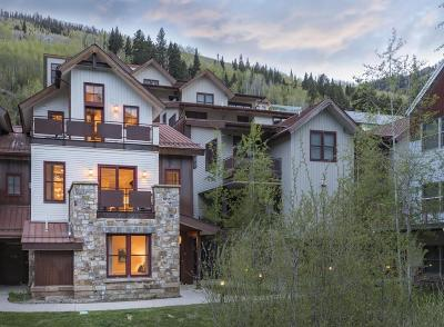 Telluride Condo/Townhouse For Sale: 398 S Davis Street #A
