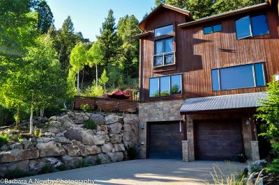 Telluride Condo/Townhouse For Sale: 63 Pilot Knob Lane #A