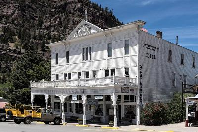 Ouray Commercial For Sale: 210 7th Avenue