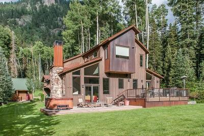 Telluride Single Family Home For Sale: 230 Old Butterfly Road