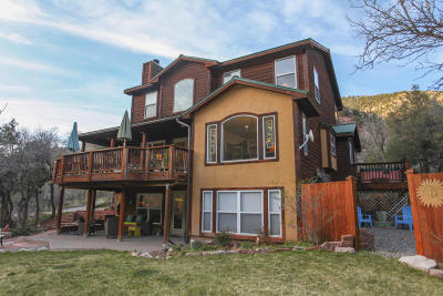 Single Family Home For Sale: 22120 Co-145