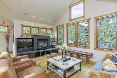 Telluride CO Single Family Home For Sale: $3,250,000