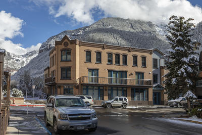 Telluride Condo/Townhouse For Sale: 250 S Pine Street #303S