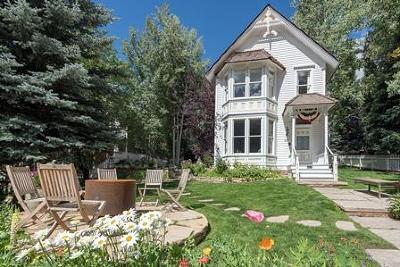 Telluride CO Single Family Home For Sale: $6,125,000
