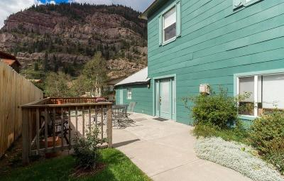 Ouray Single Family Home For Sale: 960 Main Street