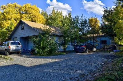 Montrose Single Family Home For Sale: 516 & 522 Spring Creek Road