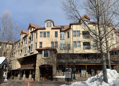 Mountain Village Condo/Townhouse For Sale: 620 Mountain Village Boulevard #4E