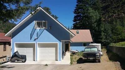 Ouray Single Family Home For Sale: 100 Fedel Court