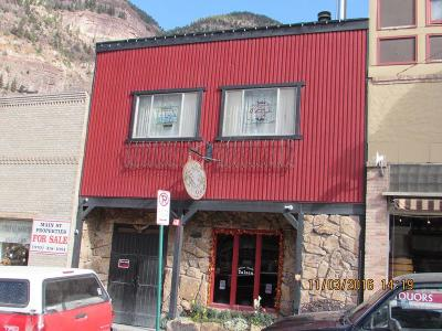 Ouray Single Family Home For Sale: 617 Main Street