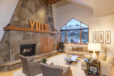 Mountain Village Condo/Townhouse For Sale: 133 Lost Creek Lane #11