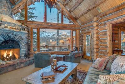 Mountain Village CO Single Family Home For Sale: $4,197,500