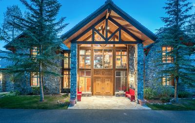 Mountain Village CO Single Family Home For Sale: $5,200,000