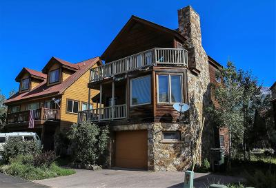 Mountain Village Single Family Home For Sale: 20 Boulders Way
