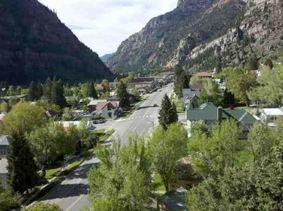 Ouray Residential Lots & Land For Sale: Lot D 2nd Avenue