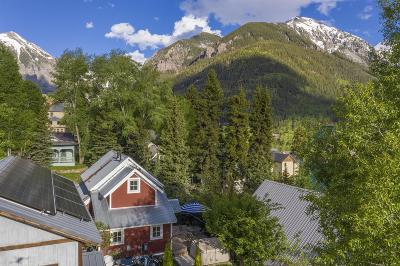 Telluride Single Family Home For Sale: 317 N Spruce Street