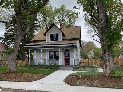 Ridgway Single Family Home For Sale: 145 S Lena Street