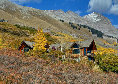 Telluride CO Single Family Home For Sale: $3,495,000