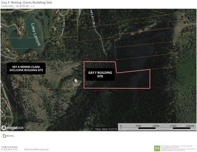 Ridgway Residential Lots & Land For Sale: 309 Gold Mountain Trail