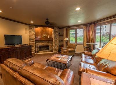 Beaver Creek Condo/Townhouse For Sale: 1280 Village Road #101