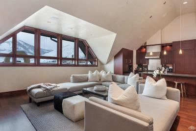 Vail Condo/Townhouse For Sale: 141 East Meadow Drive #PHFW