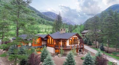 Vail Single Family Home For Sale: 5147 Gore Circle