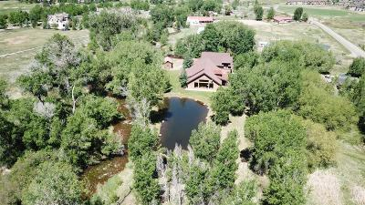 Eagle Single Family Home For Sale: 2039 Brush Creek Road