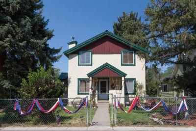 Eagle Single Family Home For Sale: 431 Broadway