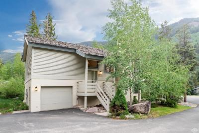 Vail Single Family Home For Sale: 4515 Bighorn Road #H