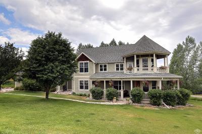 Eagle Single Family Home For Sale: 7 West Dewey Park