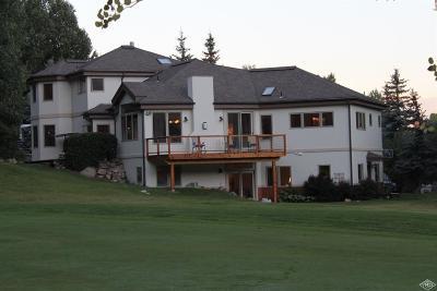 Avon Single Family Home For Sale: 112 Trout Pond Lane