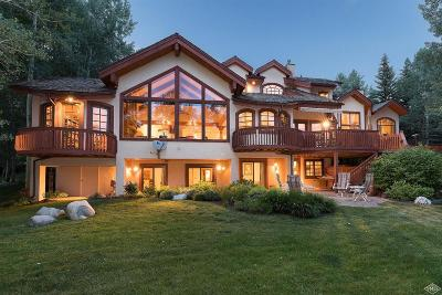 Vail Single Family Home For Sale: 781 Potato Patch Drive #A &