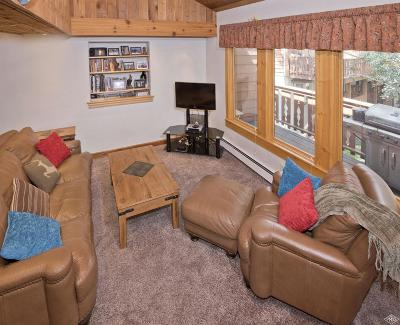 Vail Condo/Townhouse For Sale: 2831 Kinnikinnick Road #2A